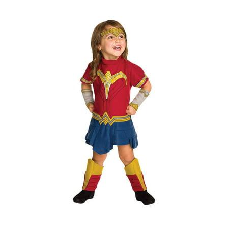 Toddler Wonder Woman Romper - Wonder Woman Romper Costume