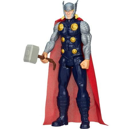 Marvel Avengers Titan Hero Series Thor Figure - Walmart.com