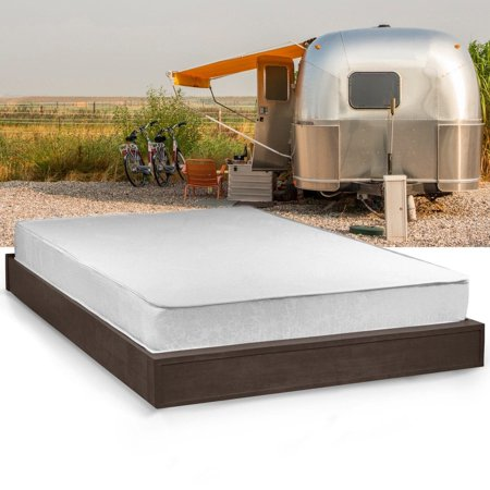 Select Luxury  Home RV 8-inch Full Short-size Memory Foam Mattress