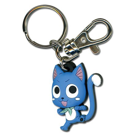 Fairy Tail Bag (Key Chain - Fairy Tail - New Happy Punch Kick Anime Licensed)