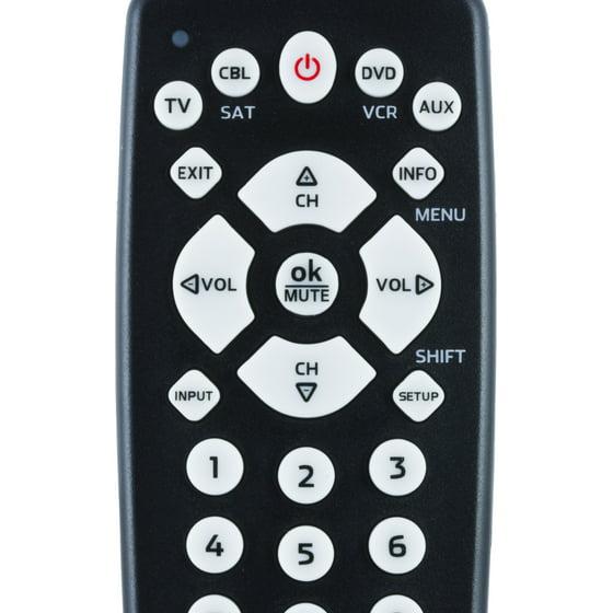 Onn 4-Device Universal Remote - Walmart com