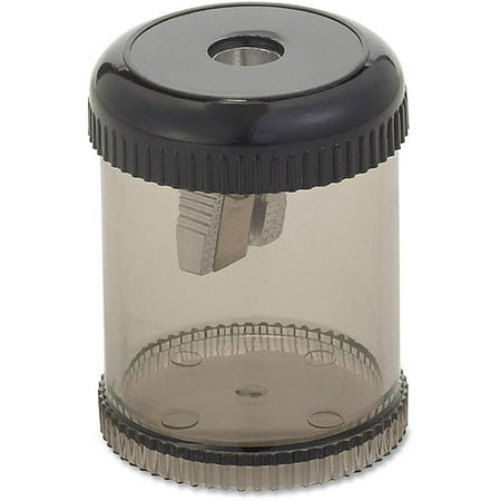 Integra Handheld 1-Hole Pencil Sharpener Canister