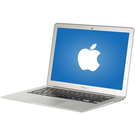 "Refurbished Apple A1466 MD232LL/A 13.3"" MacBook Air, Mac OS X 10.11 El Capitan, Intel Core i7-3667U Processor, 8GB RAM, 256GB Solid State Drive"
