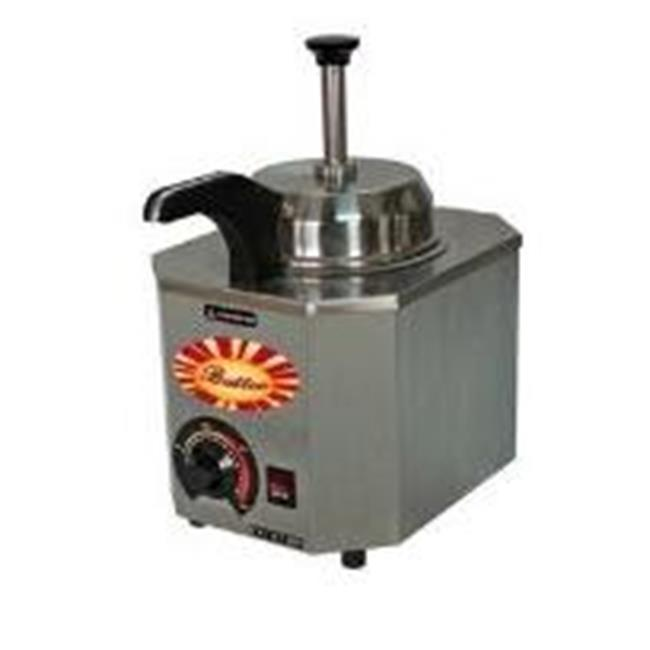 Paragon International 2027C PRO-DELUXE BUTTER WITH FRONTSIDE HEATED PUMP