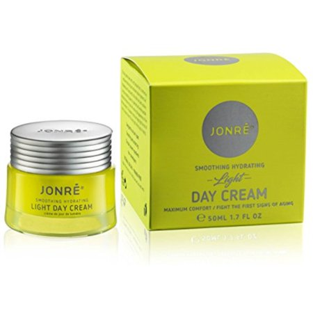 Jonre Day Face Cream, Face Moisturizer, Anti Wrinkle Cream, Smoothing, Hydrating, & Protecting Your Skin 1.7oz Smoothing Day Cream