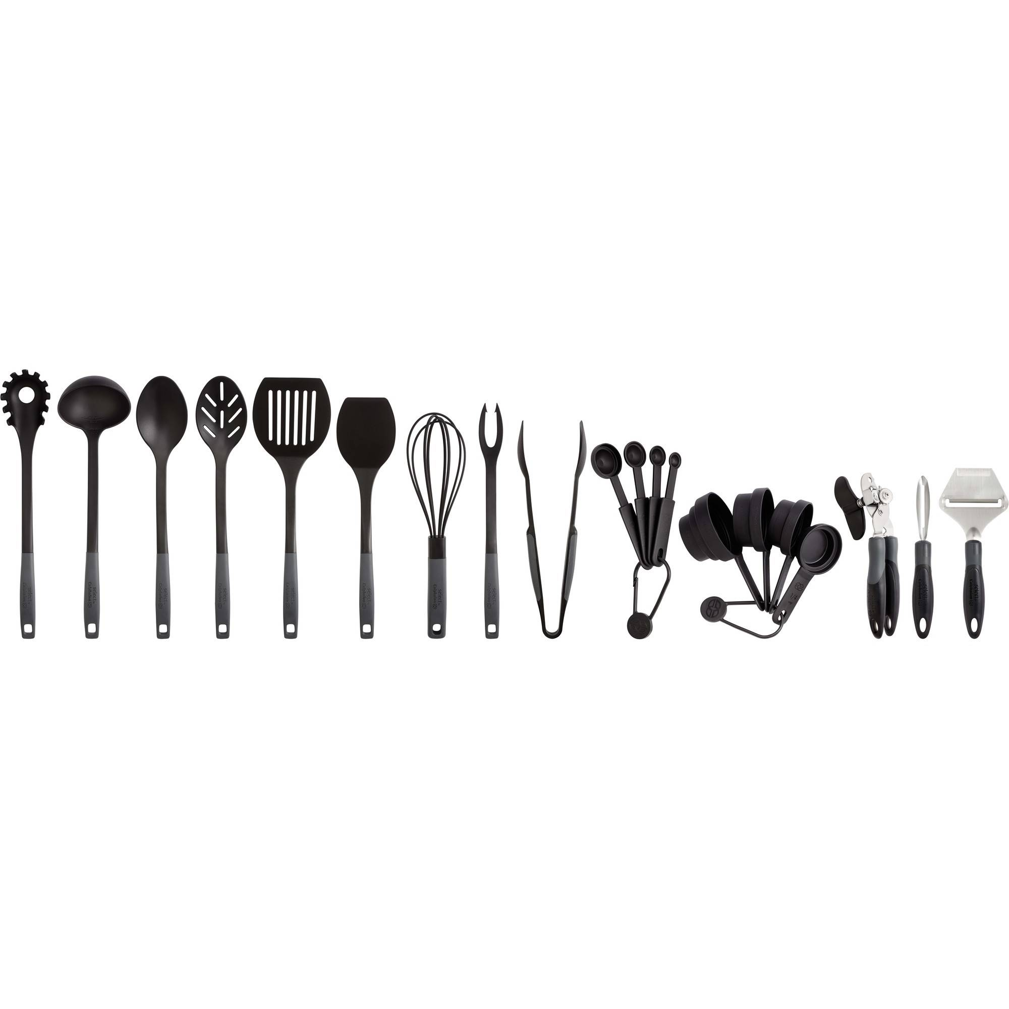 Select By Calphalon 20-Piece Utensil Set