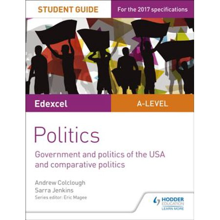 Edexcel A-level Politics Student Guide 4: Government and Politics of the USA - (Student Offers Usa)