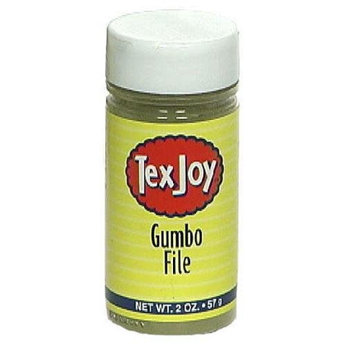 TexJoy Gumbo File 2 oz, (Pack of 2) by