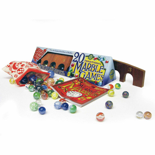 Traditional Marble Games