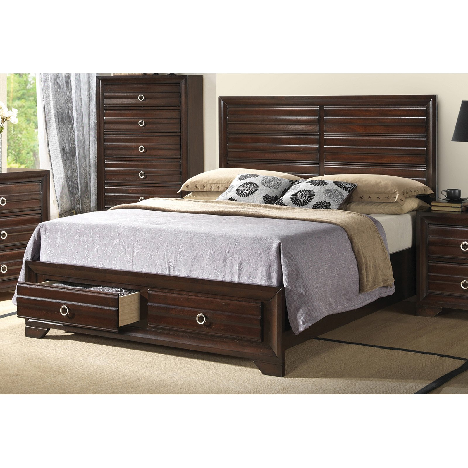 Coaster Furniture Bryce Panel Storage Bed