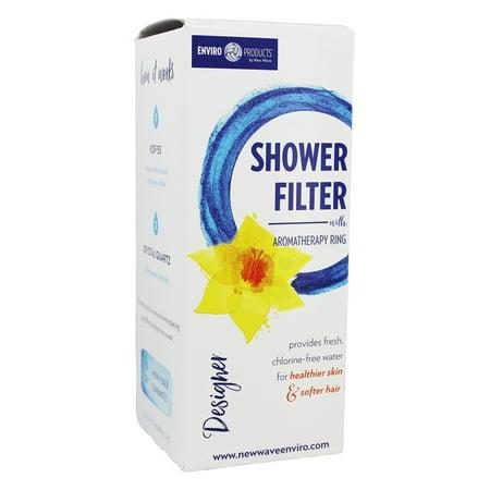 New Wave Enviro Products - Designer Shower Filter