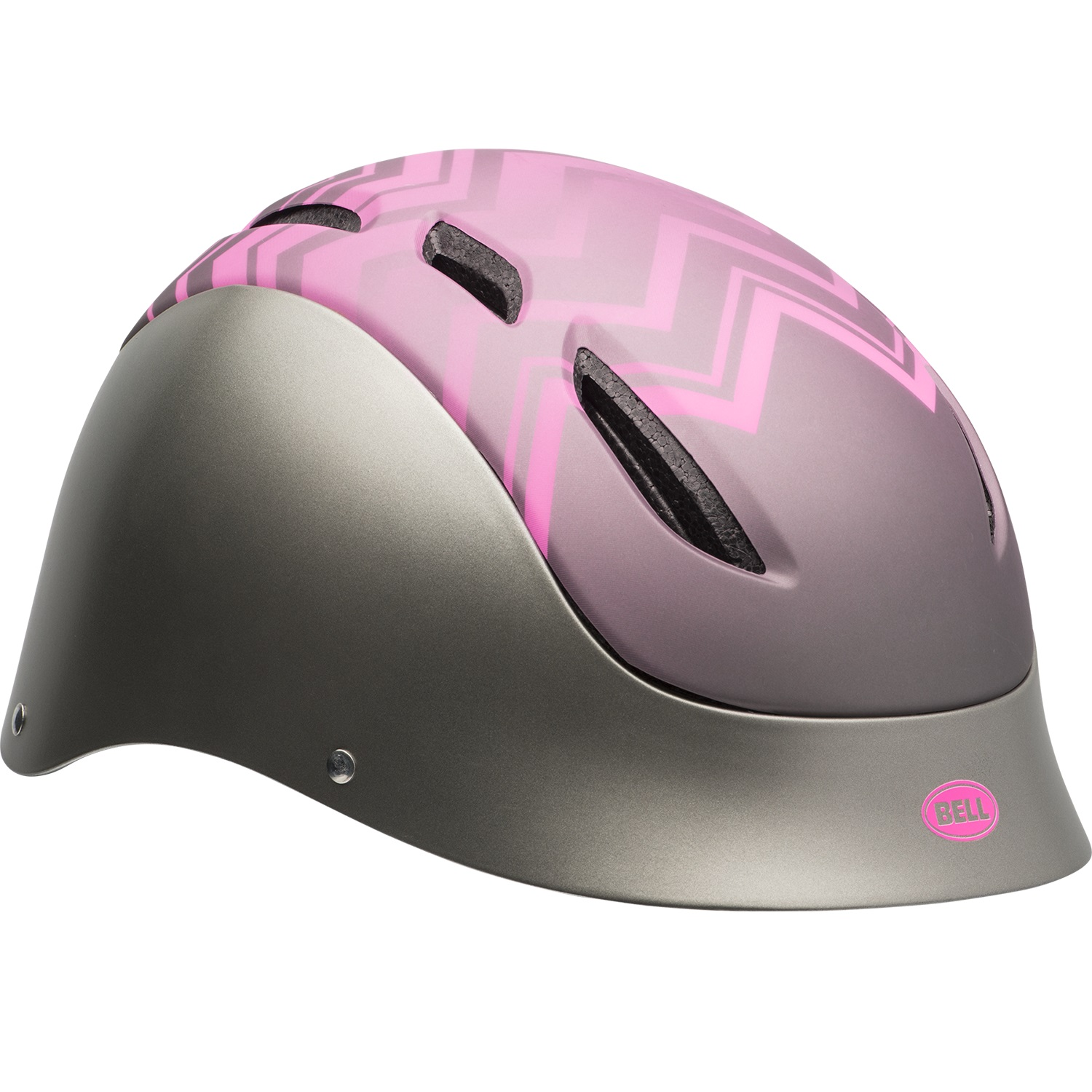 Bell Sports Gamine Multisport Lady Grace Women's Adult Helmet, Purple