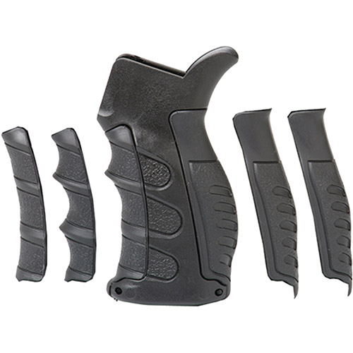 AR15/M16 Replacement Pistol Grip,Finger Grooves/Backstraps