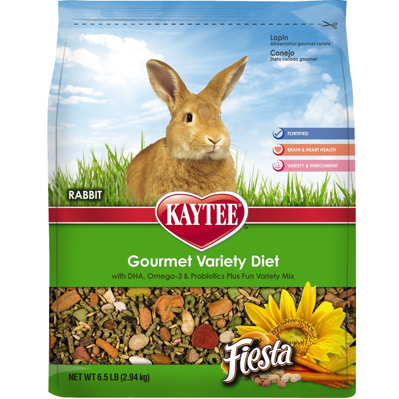Fiesta Rabbit Food 6.5-Pound, USA, Brand Kaytee by