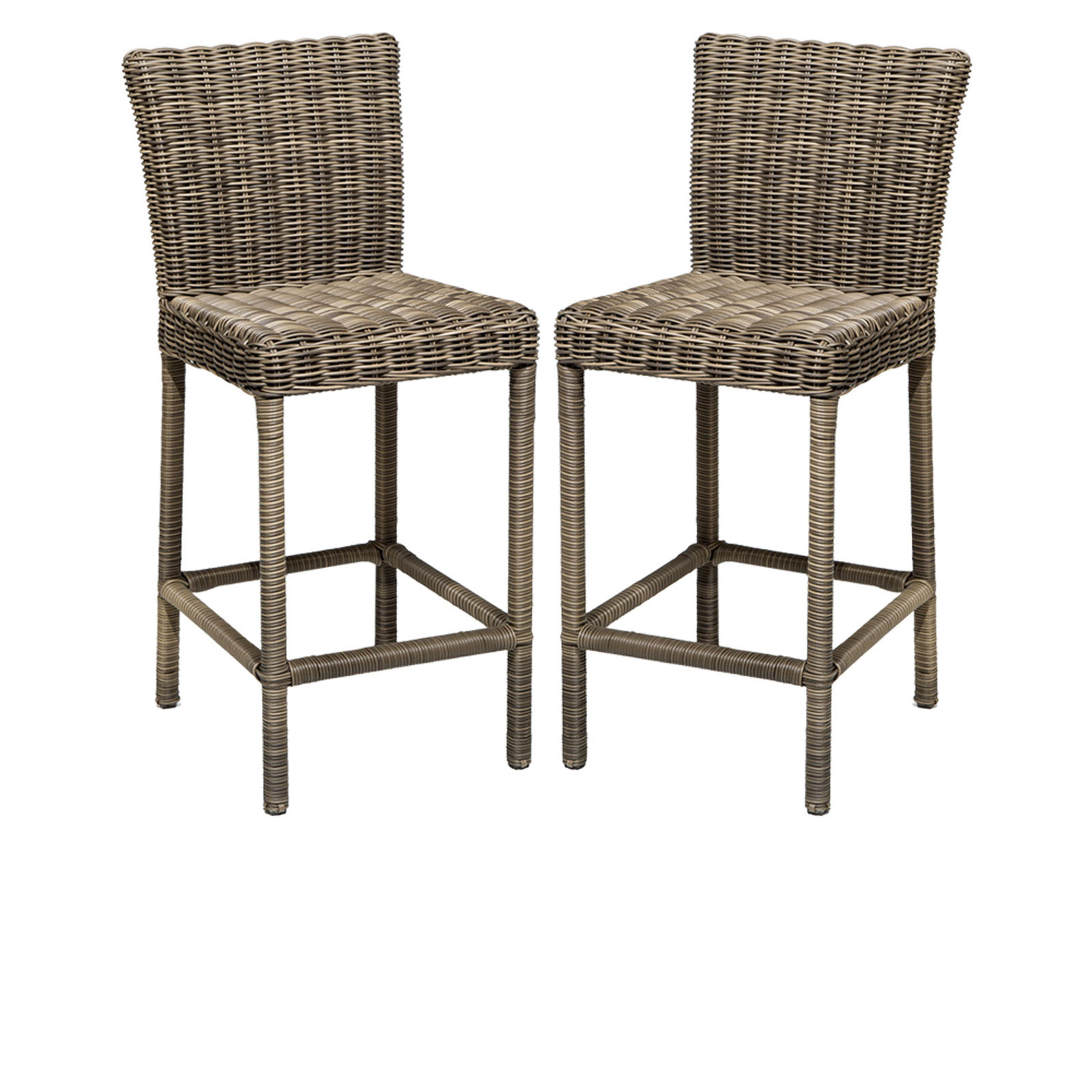 2 Royal Barstools w/ Back
