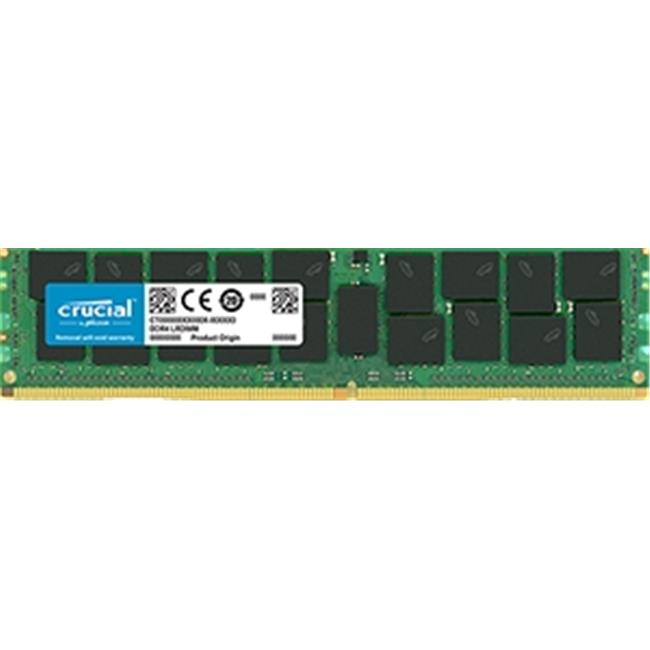 64Gb Ddr4 2666 Mt/S (Pc4-21300) Cl19 Qr X4 Load Reduced Dimm 288Pin