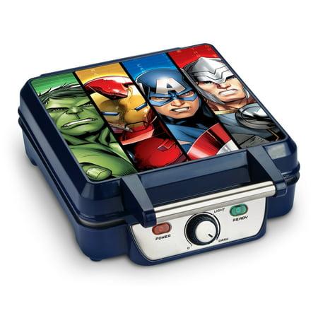 Marvel Avengers 4-Slice Waffle Maker ()