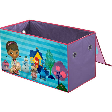 Disney Doc McStuffins Oversized Soft Collapsible Storage Toy Trunk