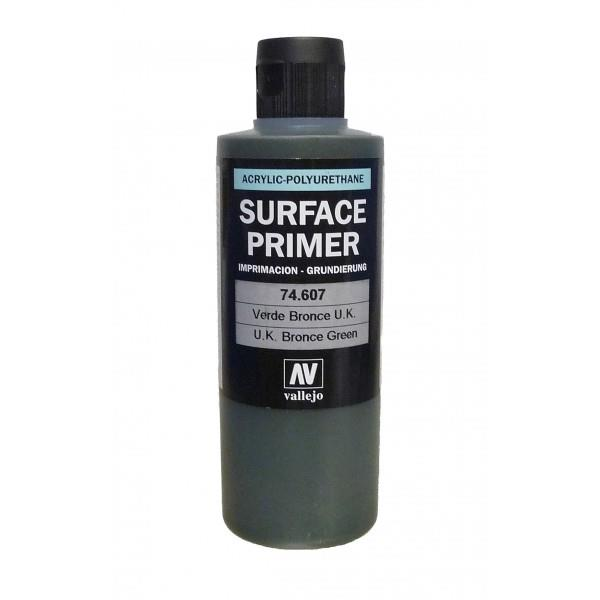 Surface Primer - UK Bronze Green (6 3/4 oz.) New