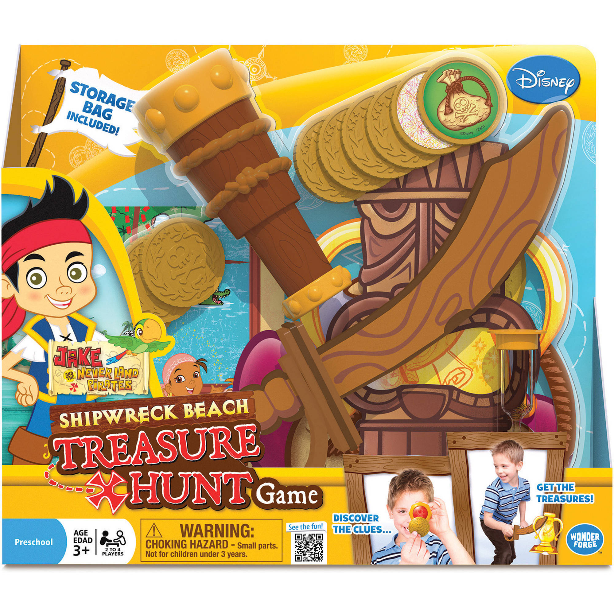 Disney Jake And The Never Land Pirates Shipwreck Beach Treasure Hunt Role Play Game