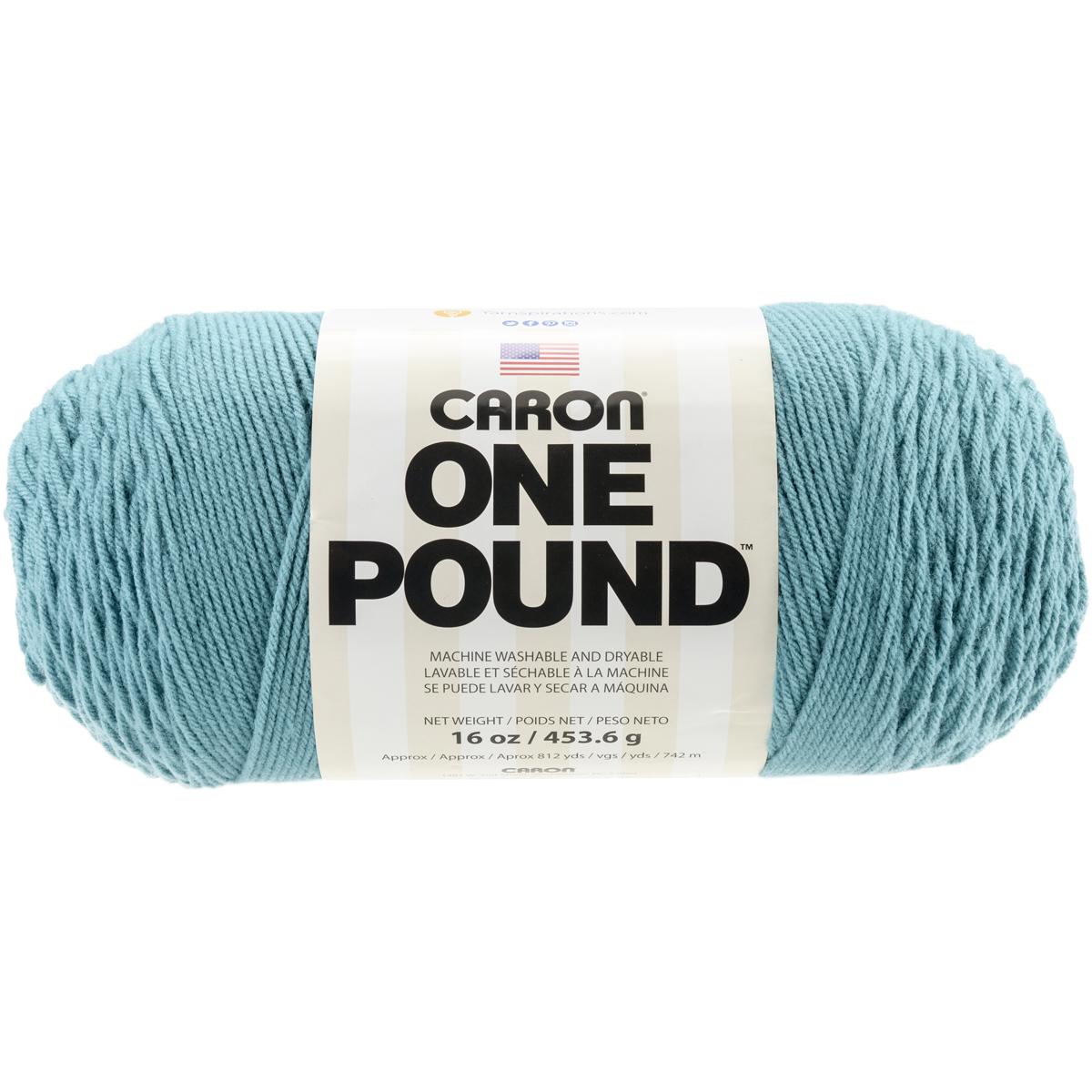 One Pound Yarn-Aqua