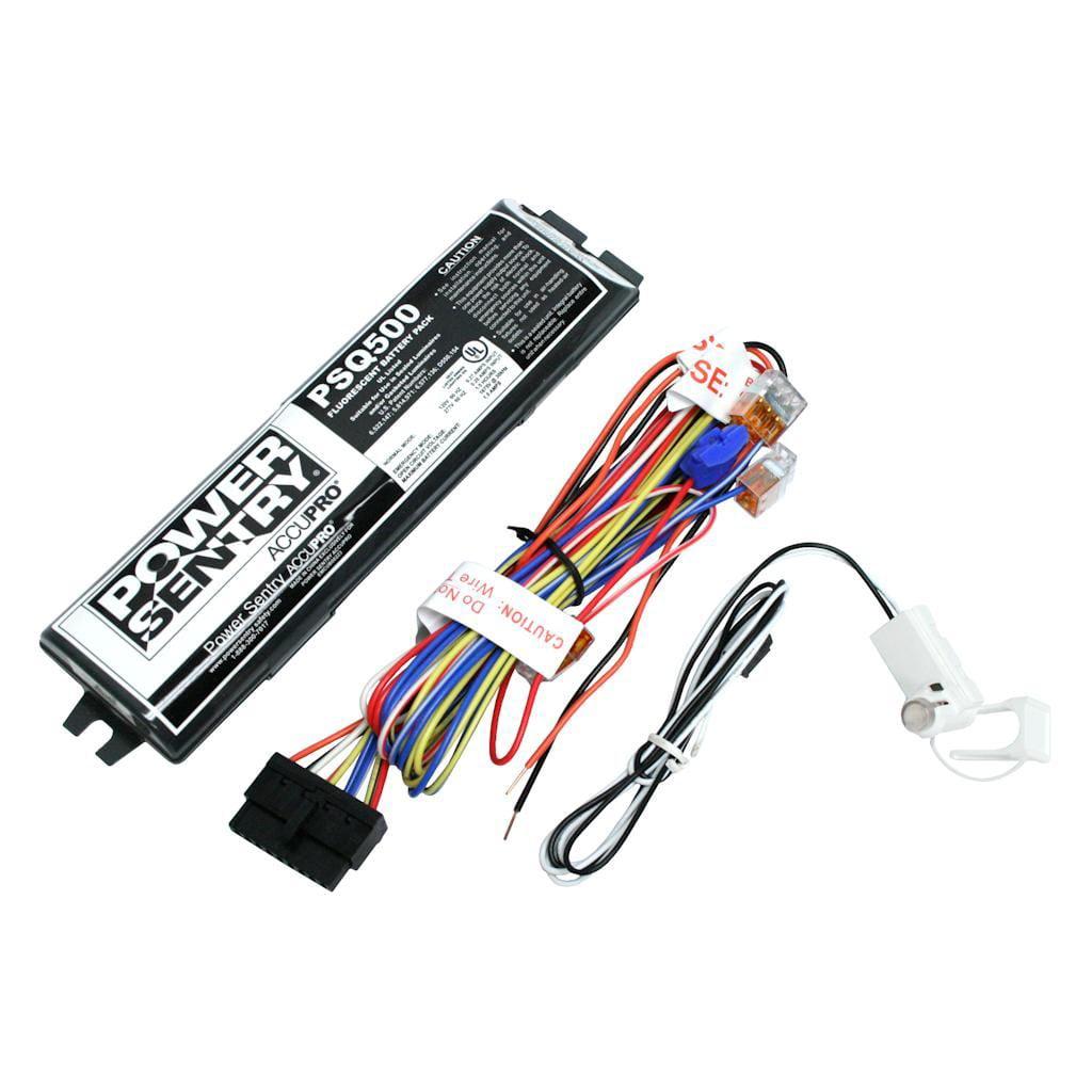 AcuityBrands 12441 - PS500QD MVOLT T8 Fluorescent Ballast
