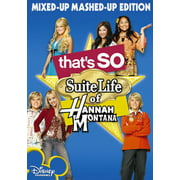 (That's So Suite Life Of Hannah Montana (DVD))