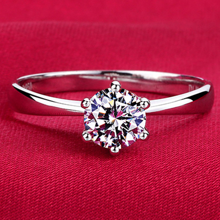 F.S. Angel Promise Ring - image 2 of 6