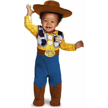 Toy Story Infant Woody Deluxe Costume - Infant Pinocchio Costume