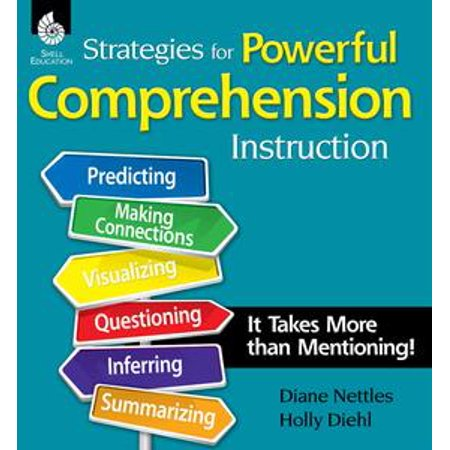 Strategies for Powerful Comprehension Instruction: It Takes More than Mentioning! -