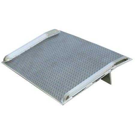 VESTIL Aluminum Truck Dockboard 7000 Lbs 72X42 BTA 07007242