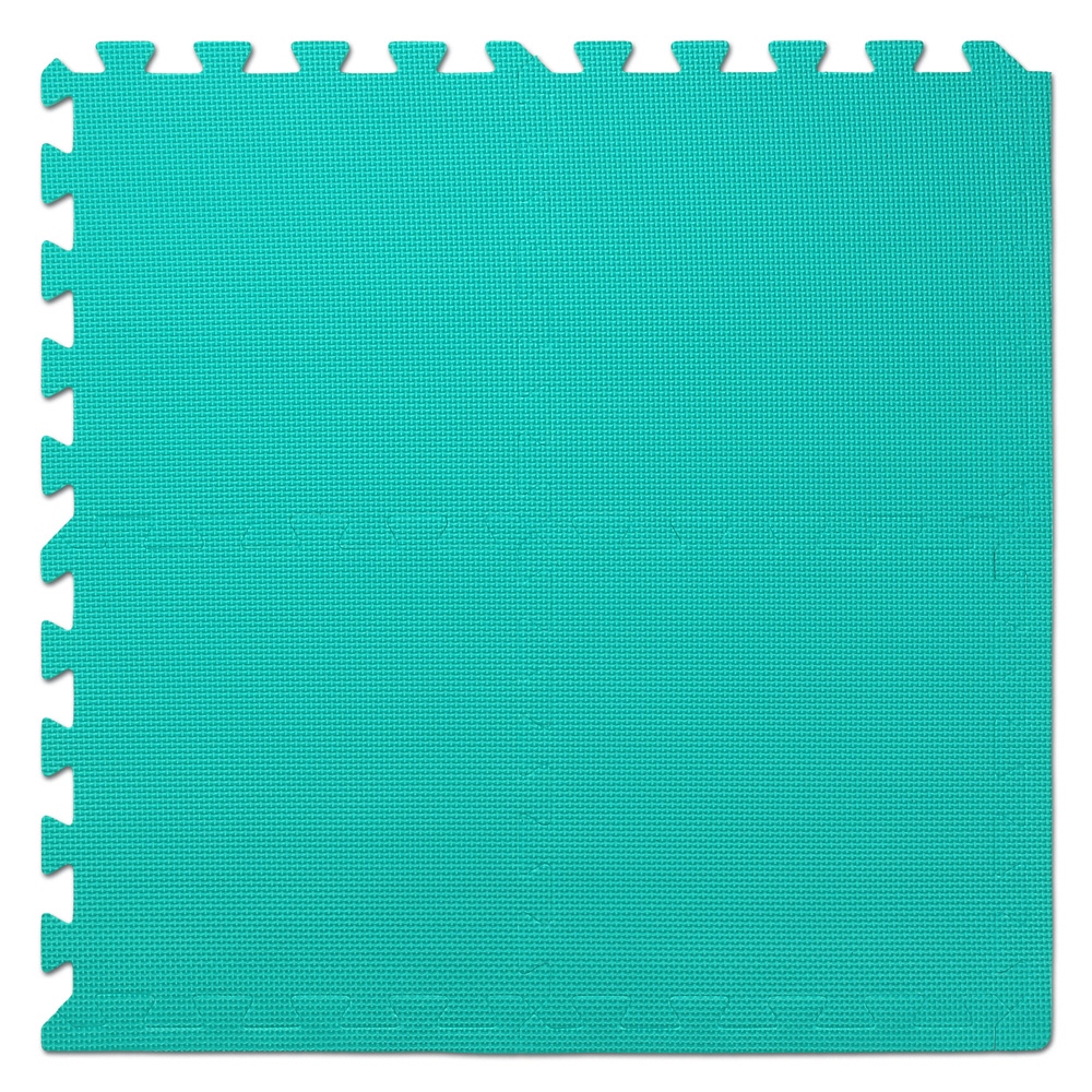 "We Sell Mats 12"" Interlocking Foam Floor Mat, 72 Sq Ft (72 Tiles), Purple"