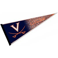 "Virginia Cavaliers 12"" X 30"" Felt College Pennant"