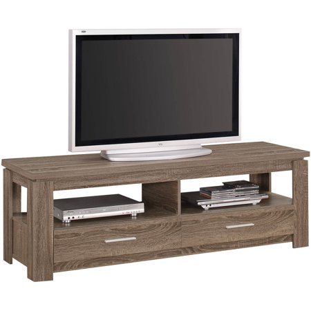 ACME Xanti Dark Taupe TV Stand for Flat Screen TVs up to 60″