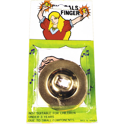 Finger Cymbals Halloween Accessory