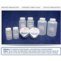 USP Normal Sterile Saline  Screw Top Container 250mL 1 Bottle