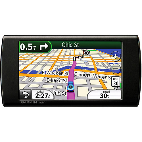 Garmin Nuvi 57LM GPS Navigator System with Spoken Turn-By-Turn ...