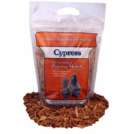 Ohio Mulch Supply 00202 Cypress Potting Mulch (Cypress Mulch)