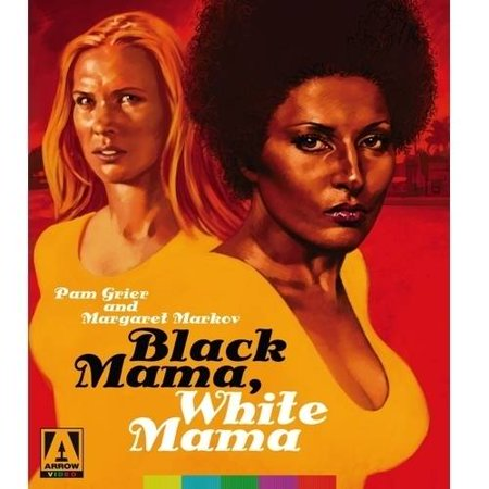 Black Mama  White Mama  Blu Ray   Dvd