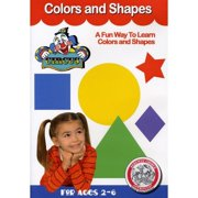 Preschool Learning Series: Colors and Shapes Circus by