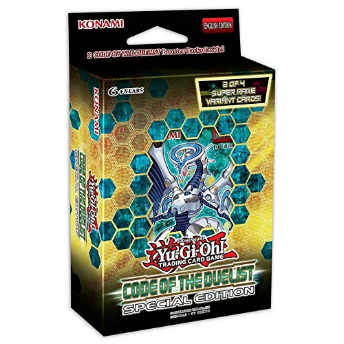 Yu-Gi-Oh! TCG: Code of the Duelist Booster Deck (Special Edition)