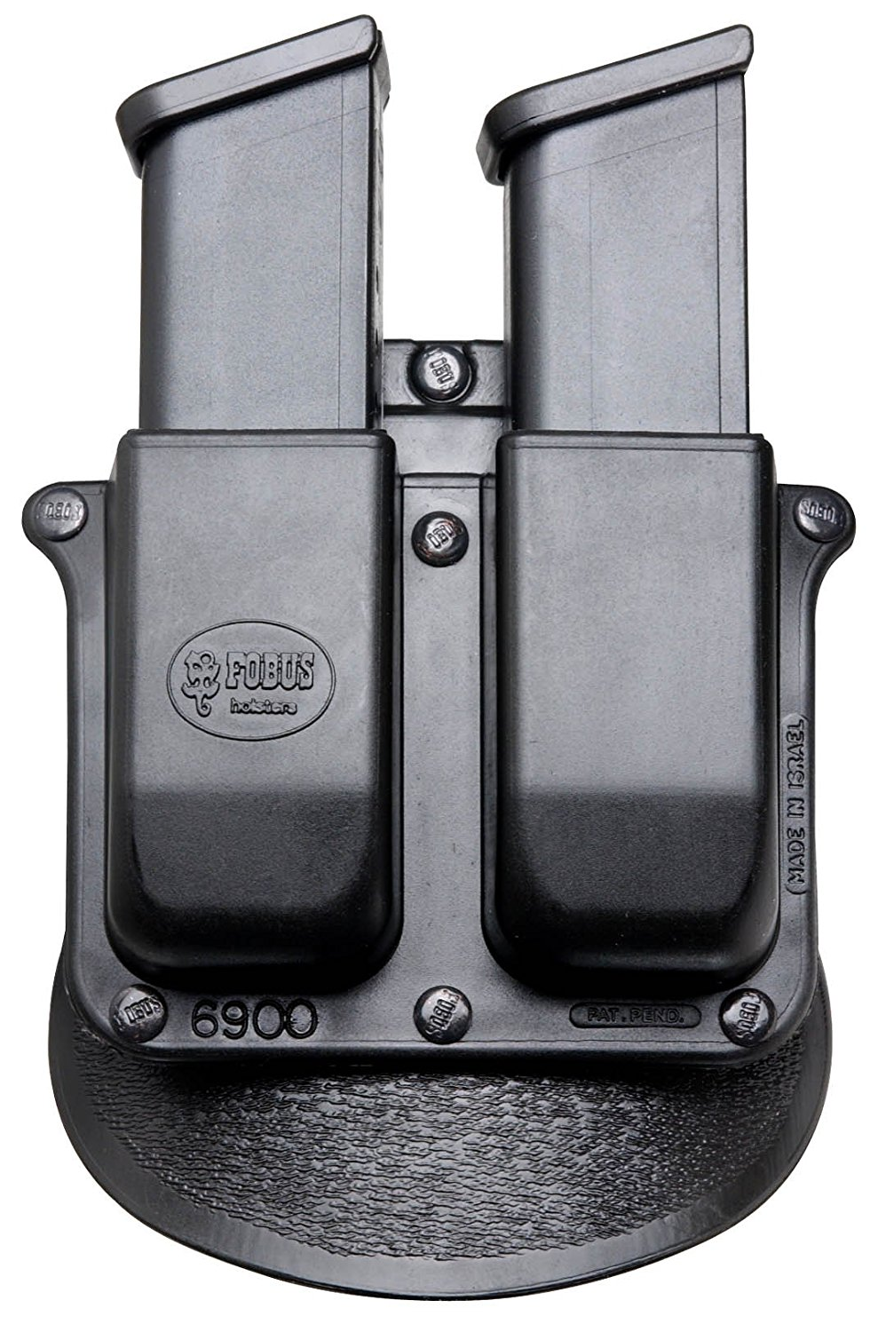 Roto Paddle 6900RP Double Mag Pouch Glock 9& 40, H&K 9&40, Pouch 45 10mm45acp 4500RP Paddle HK 9mm40 20213738 Combo... by