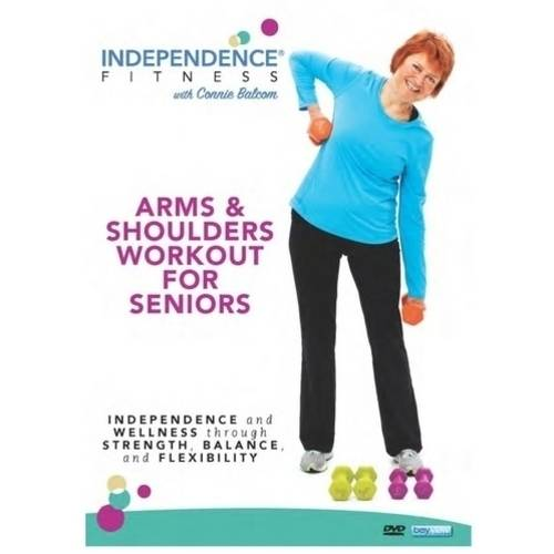 Bayview / widowmaker Independence Fitness With Connie Balcom: Arms & Shoulders Workout For Seniors