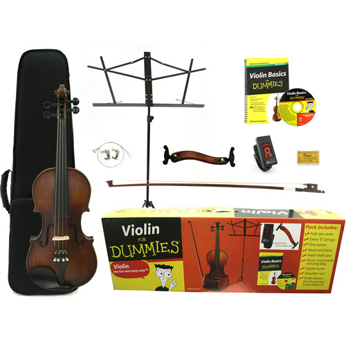 Violin for Dummies FDV-100 Learner's Package