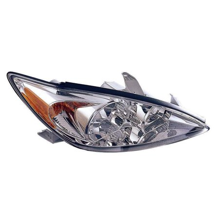 2002-2004 Toyota Camry  Aftermarket Passenger Side Front Head Lamp Assembly 81110AA060 NSF