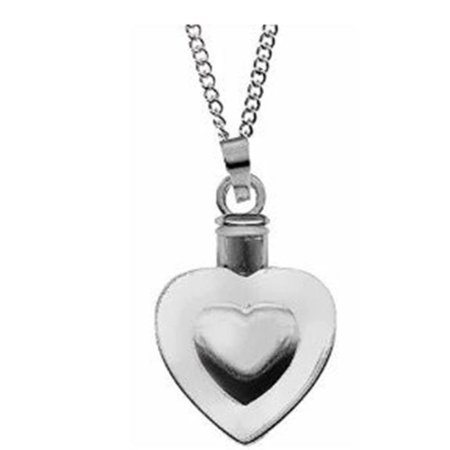 Angel Star 135224 20 In Keepsake Heart Necklace With Gift Box