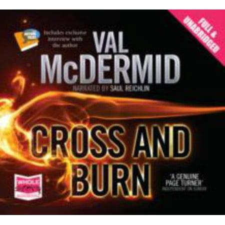 Cross and Burn (Audio CD)