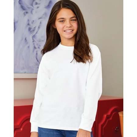 Tagless® Youth Long Sleeve T-Shirt