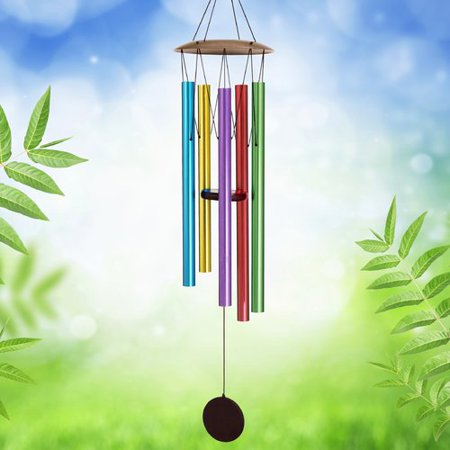 Blue Wind Chime