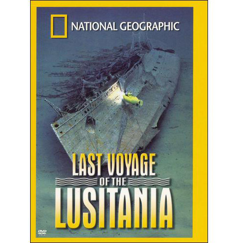 National Geographic: Last Voyage Of The Lusitania (Full Frame)